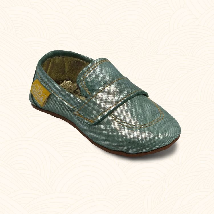 Lilbugga - Lilbugga BRO Çocuk Ayakkabısı Su Yeşili