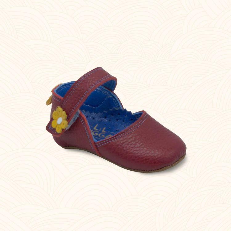 Lilbugga - Lilbugga DOTTİR Çocuk Ayakkabısı Kırmızı