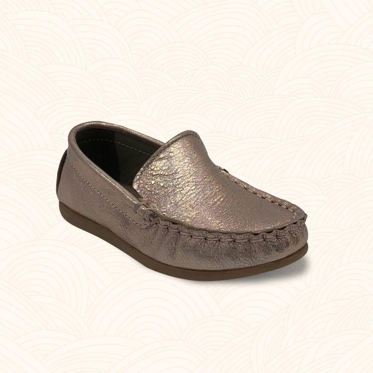 Lilbugga - Lilbugga JUSTİN Çocuk Ayakkabısı Janjanlı Pembe