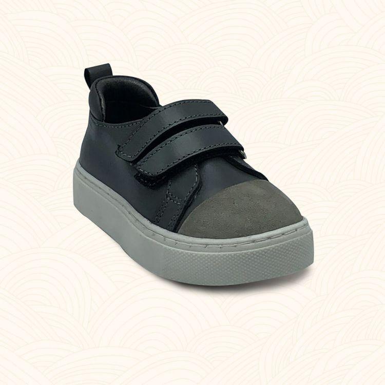 Lilbugga - Lilbugga ROMEO Çocuk Ayakkabısı Gri