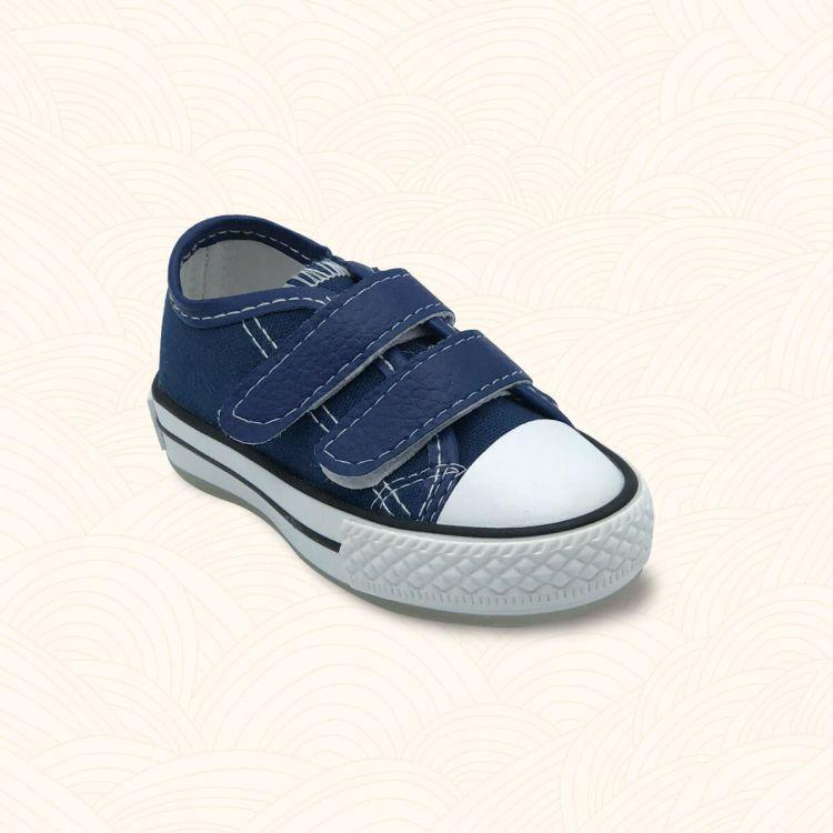 Lilbugga - Lilbugga SPİKY Çocuk Ayakkabısı Mavi