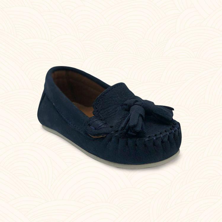 - Lilbugga YUMMY Çocuk Ayakkabısı Lacivert