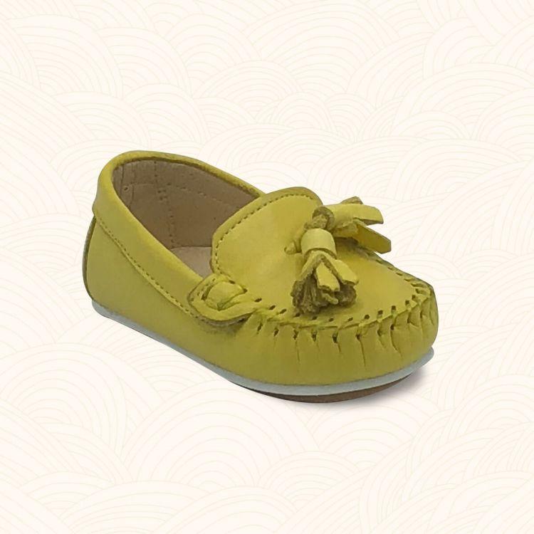 - Lilbugga YUMMY Çocuk Ayakkabısı Sarı