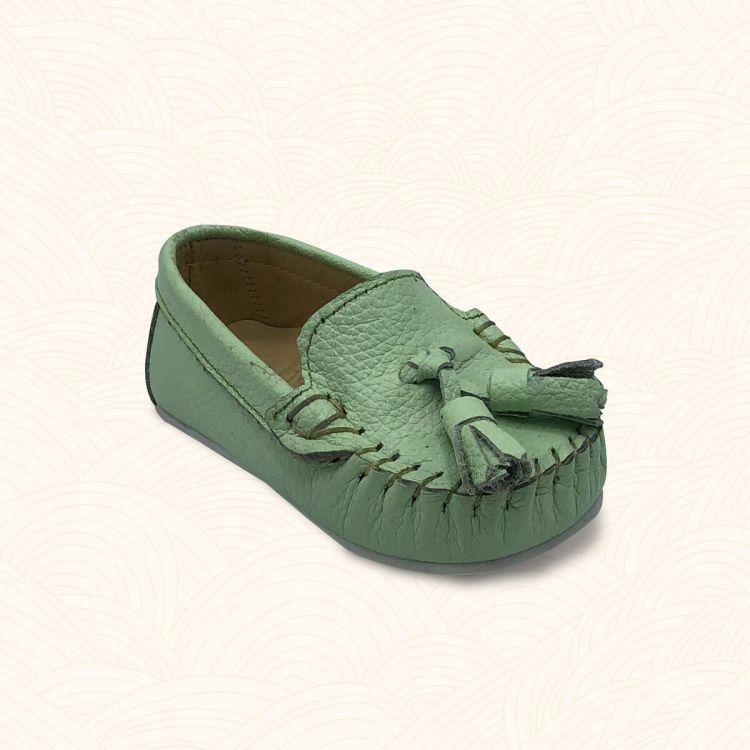 - Lilbugga YUMMY Çocuk Ayakkabısı Yeşil