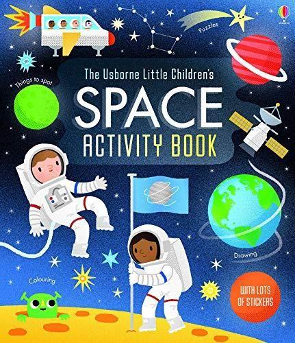 - Little Children's Space Activity Book