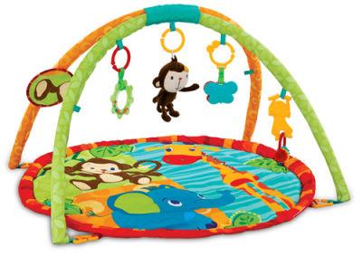Lullaby - Lullaby JJ8816 Maymun Adası Oyun Halısı
