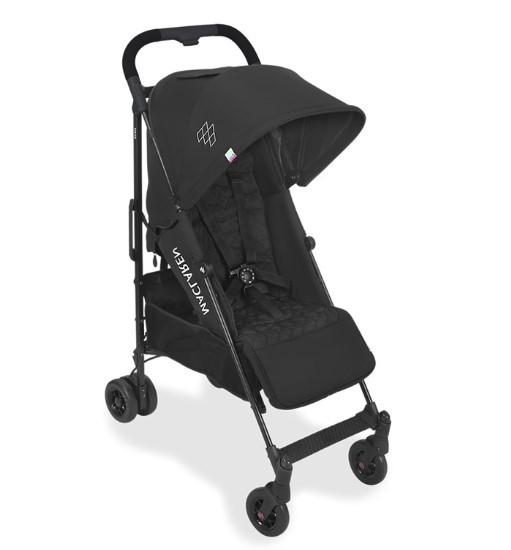 Maclaren - Maclaren 2019 Quest Arc Bebek Arabası Black Black