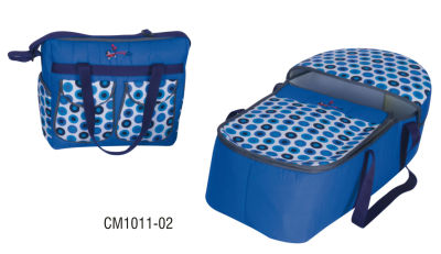 MallerBaby - Maller Baby Ced İkili Set Mavi