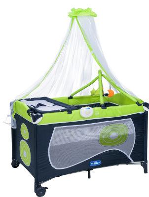 MallerBaby - Maller Baby Dormire Oyun Parkı Yeşil