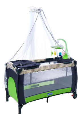 MallerBaby - Maller Baby Dreamly Oyun Parkı Yeşil