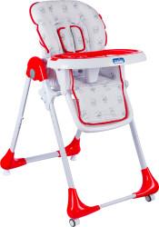 MallerBaby - Maller Baby Mondy Mama Sandalyesi Kırmızı