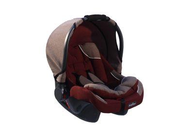 MallerBaby - Maller Baby Nexia 0-13kg Taşıma Bordo-Kahve