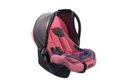 MallerBaby - Maller Baby Nexia 0-13kg Taşıma Fuşya Gri