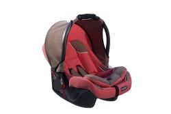 MallerBaby - Maller Baby Nexia 0-13kg Taşıma Kırmızı Kahve