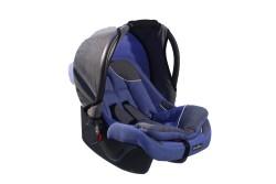 MallerBaby - Maller Baby Nexia 0-13kg Taşıma Mavi Gri