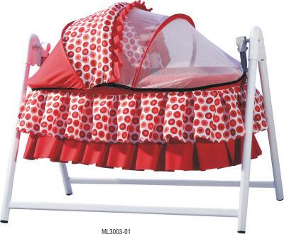 MallerBaby - Maller Baby Ravon Beşik Kırmızı