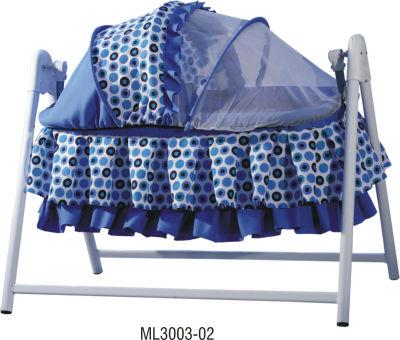 MallerBaby - Maller Baby Ravon Beşik Mavi