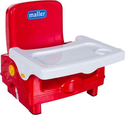 MallerBaby - Maller Baby Smart Mama Sandalyesi Kırmızı