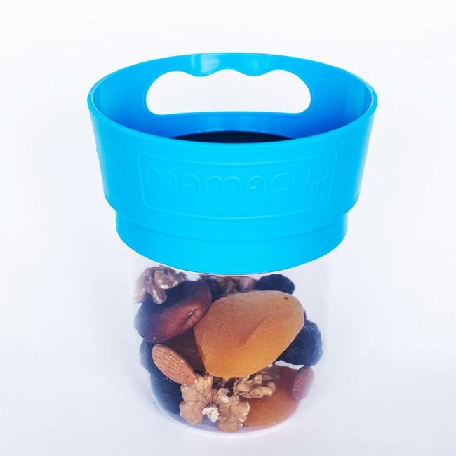 MamaCup - MamaCup Atıştırma Bardağı (Mavi)