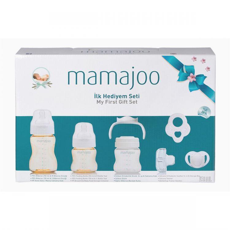 Mamajoo - Mamajoo %0 BPA İlk Hediyem Seti
