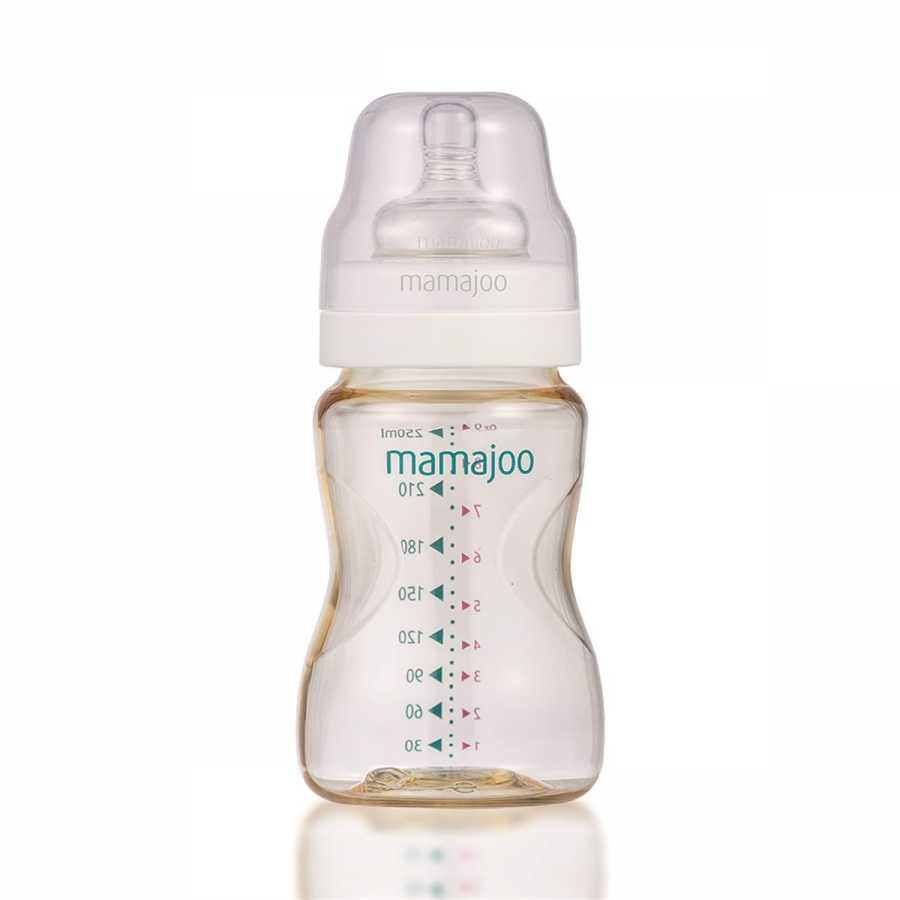 Mamajoo %0 BPA Pes Biberon 250ml