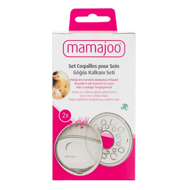 Mamajoo - Mamajoo Göğüs Kalkanı Seti