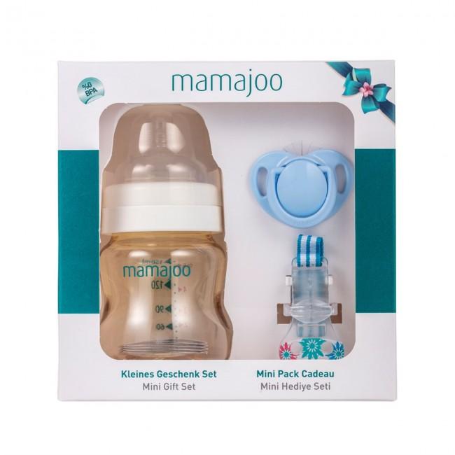 Mamajoo - Mamajoo Mini Hediye Seti 150ml / Mavi