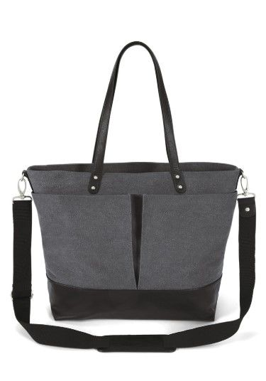 Mamas & Papas - Mamas Papas Donya Changing Bag Charcoal