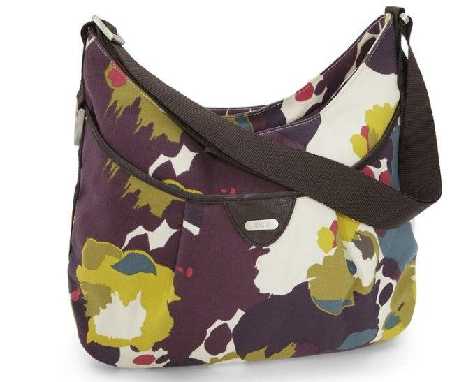 Mamas & Papas - Mamas Papas Ellis Shoulder Bag Water Colour Floral