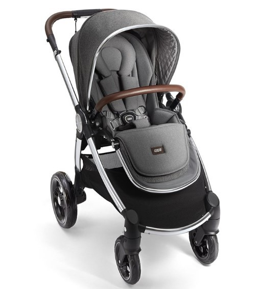 Mamas & Papas - Mamas Papas Ocarro Bebek Arabası Grey Twill