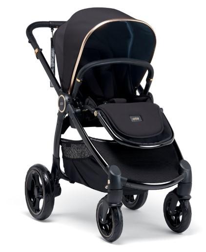 Mamas & Papas - Mamas Papas Ocarro Jewel Bebek Arabası Black Diamond