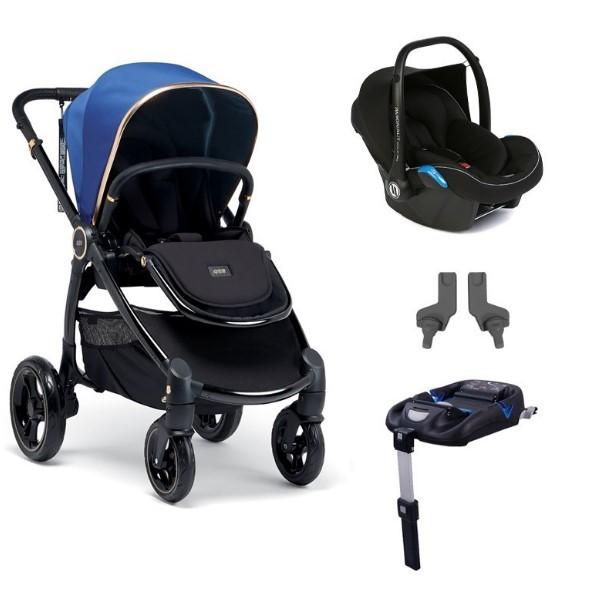 Mamas & Papas - Mamas Papas Ocarro Jewel Mobility Set Saphire