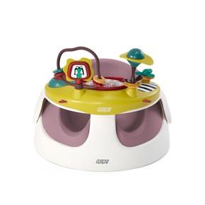 Mamas&Papas - Mamas Papas Baby Snug Oyuncaklı Dusky Rose