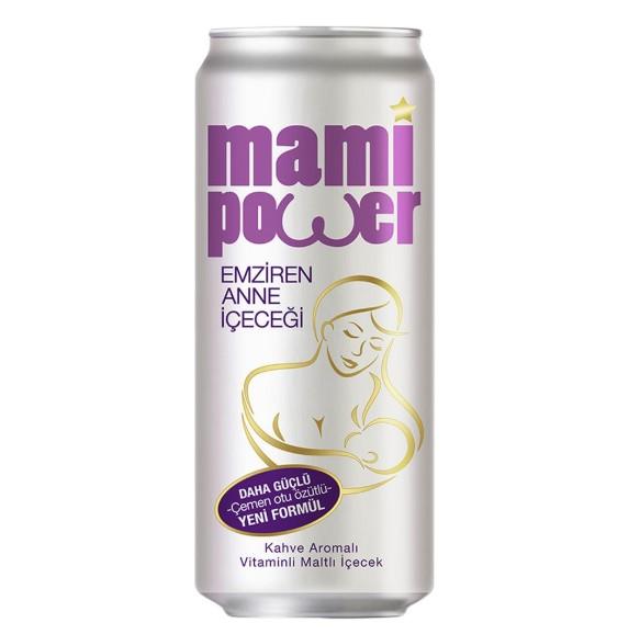 Mami Power Emziren Anne içeceği 330 ml