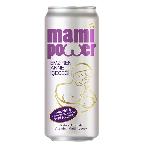 Mami Power - Mami Power Emziren Anne içeceği 330 ml