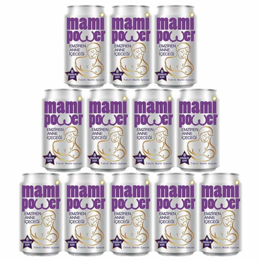 Mami Power Emziren Anne içeceği 330 ml 12 li paket