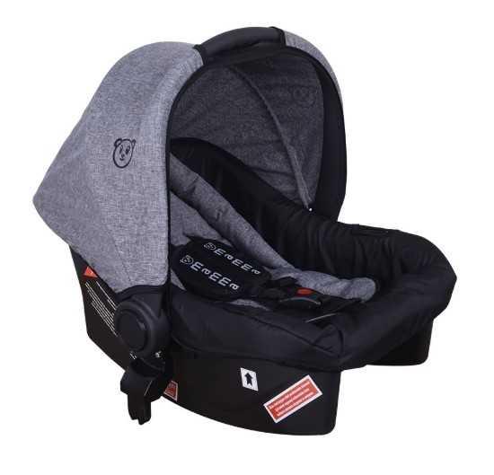 Mamma Panda Travel Sistem Bebek Arabası - Gri