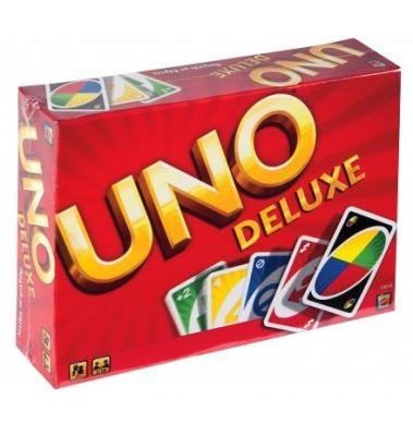 Mattel Games - Mattel Uno Kartları Deluxe