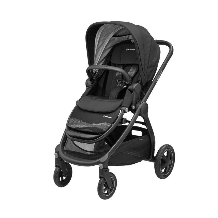 Maxi-Cosi - Maxi-Cosi Adorra Bebek Arabası/ Frequency Black