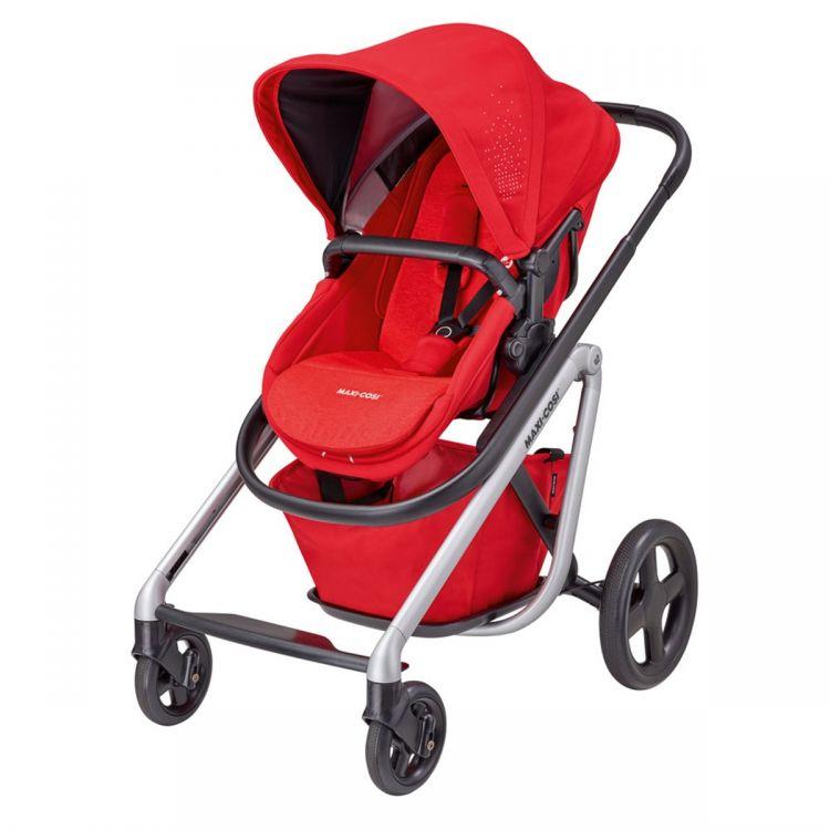 Maxi-Cosi - Maxi-Cosi Lila Bebek Arabası / Nomad Red