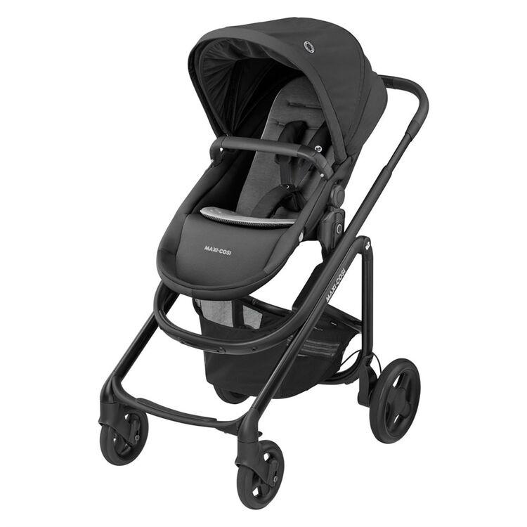 Maxi-Cosi - Maxi-Cosi Lila CP Bebek Arabası / Essential Black