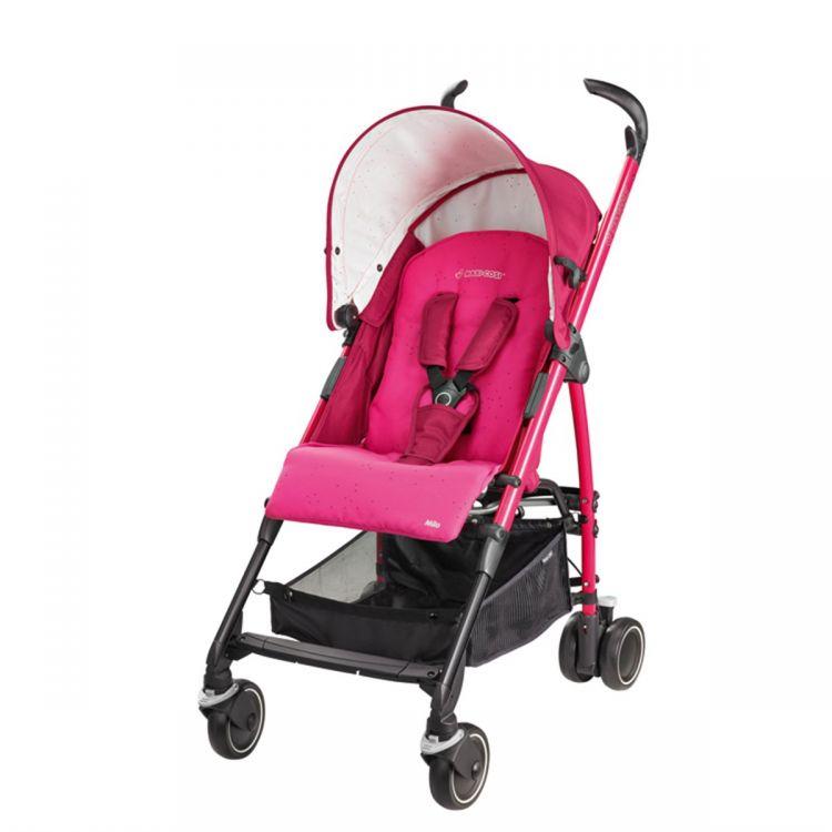 Maxi-Cosi - Maxi-Cosi Mila Bebek Arabası / Berry Pink