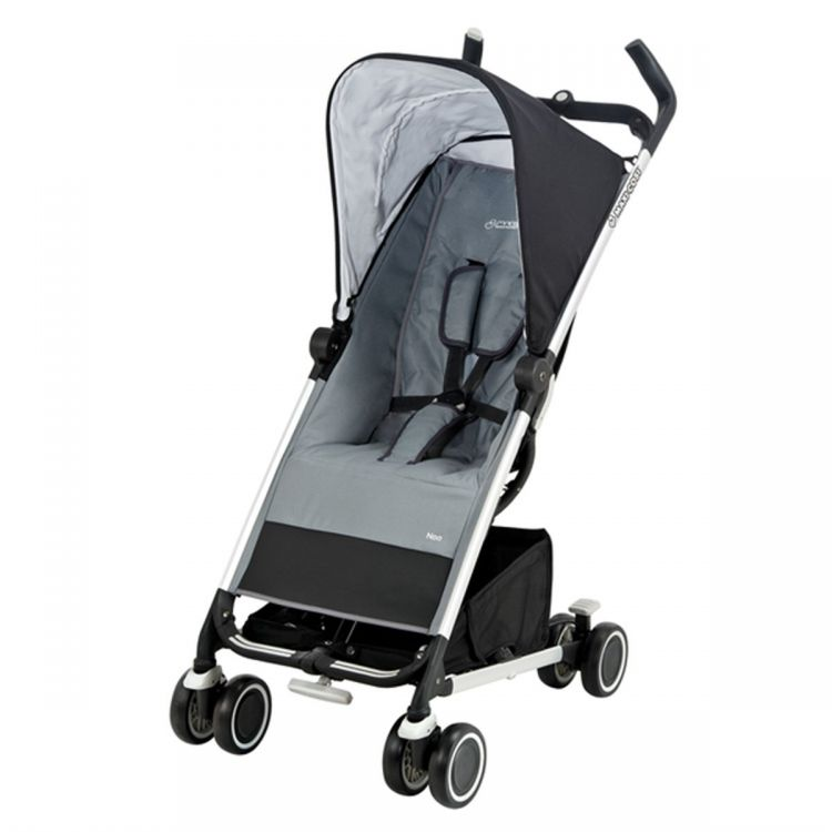 Maxi-Cosi - Maxi-Cosi Noa Bebek Arabası / Steel Grey