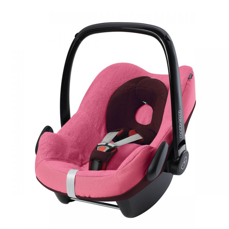 Maxi-Cosi - Maxi-Cosi Pebble Havlu Kılıf / Pink