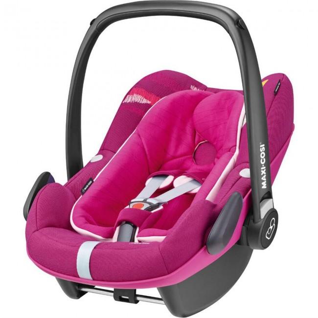 Maxi-Cosi - Maxi-Cosi Pebble Plus Oto Koltuğu Ana Kucağı / Frequency Pink