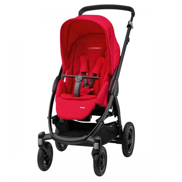 Maxi-Cosi - Maxi-Cosi Stella Bebek Arabası / Origami Red