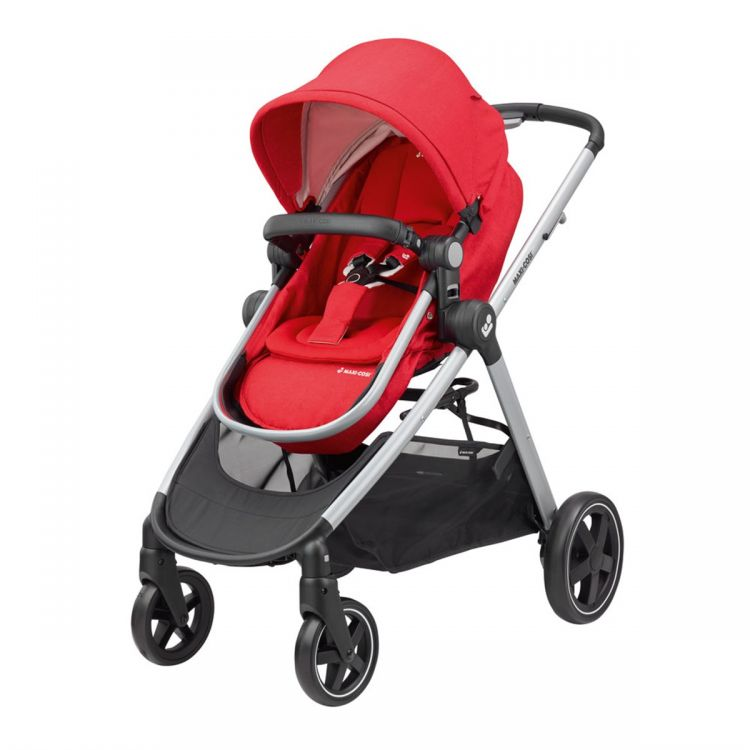 Maxi-Cosi - Maxi-Cosi Zelia Bebek Arabası / Nomad Red