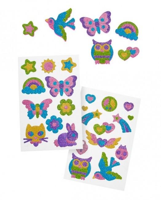 Melissa & Doug Temiz Kum Boyama - Köpük Sticker - Arkadaşlık - Thumbnail