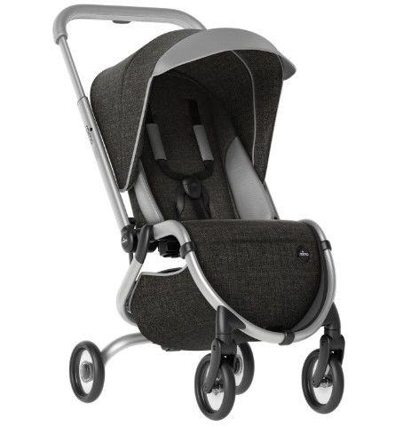 Mima - Mima Zigi Bebek Arabası Charcoal