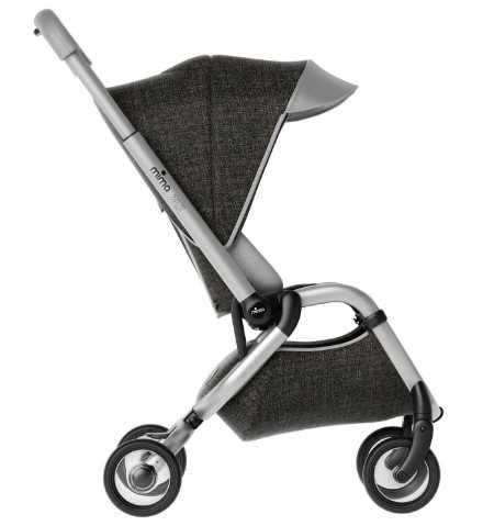 Mima Zigi Bebek Arabası Charcoal